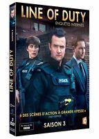 Line of Duty Saison 3 // DVD NEUF