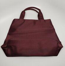 Purple Shiseido Purse/Handbag - FREE SHIPPING USA!
