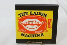 "The Laugh Machine Audio 7"" Reel 4-7 to 4-28-1986 Comedy Rodney Dangerfied & more"