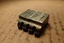 """#8 -32 NC Standard Thread Threading Chasers for Geometric 9/16""""-D Die Head"""
