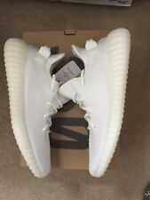 Brand New Adidas Yeezy Boost 350 V2 CP9366 Cream Triple White Size 10 - NEW