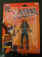 "Marvel Legends 80 Years Retro Uncanny X-Men: Dazzler 6"" Action Figure NIB Sealed"