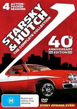 STARSKY & HUTCH - SEASON 1-4 COMPLETE COLLECTION (20 DVD SET) BRAND NEW! SEALED!