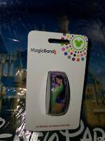 NEW DISNEY MERIDA BRAVE PIXAR GREEN Magic Band 2 Magicband Link Later