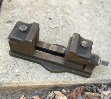 BROWN Utility No.1 VISE Vee V Block Drill Press Milling Machine Tool Grinder