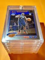 Zion Williamson ROOKIE NBA HOOPS PREMIUM STOCK TRIBUTE 2019-20 HOT RC - Mint!