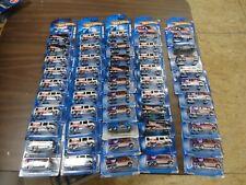 Hot Wheels Lot of (124) GMC Motorhomes