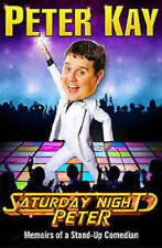 PETER KAY __ SATURDAY NIGHT PETER __ BRAND NEW __ FREEPOST UK