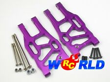 ALLOY FRONT LOWER SUSPENSION ARM P OFNA HOBAO 1/8 HYPER 7 TQ TQ2 BUGGY