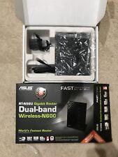 ASUS RT-N56U 300 Mbps 4-Port Gigabit Wireless-N600 Router