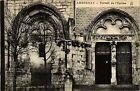 CPA Ambronay - Portail de l'Eglise (382748)