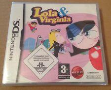 Lola et virginia jeu pour Ds Dsi Lite 3Ds Nintendo. new & sealed. 99p uk p + p.