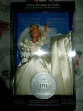VTG 1997 Diana~Princess Of Wales A Royal Remembrance Doll ~The Royal Collection
