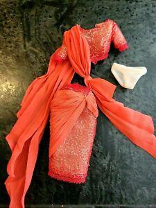 FASHION ROYALTY GODDESS TATYANA ALEXANDROVA SACRED LOTUS DRESS ONLY