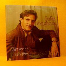 Cardsleeve Single CD SALIM SEGHERS Mijn Leven Is Een Feest 2TR vlaams