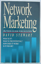 Network Marketing Action Guide For Success Book~By David Stewart-Do-It-Yourself