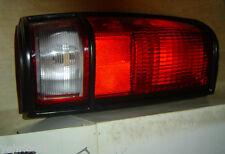 New LKQ Aftermarket LH Tail Lamp, Taillight 1989-1994 S10 Blazer Jimmy BlackTrim