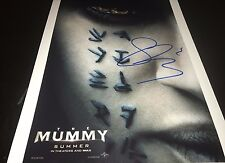 Sofia Boutella The Mummy Hand Signed 11x14 Autographed Photo Actress COA SB17