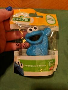 Sesame Street Playskool Hasbro Cookie Monster Figure New IN Package Muppets NIP