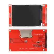 NEW 240x320 SPI TFT LCD Touch Panel Serial Port Module with PCB ILI9341 5V/3.3V
