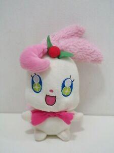 "KiraKira Pretty Cure A La Mode Precure Kirarin Bandai 2017 Plush 7"" Toy Doll"