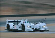 Gil De FERRAN SIGNED 12x8 Autograph PhotoAFTAL COA Mazda Raceway MONTEREY Rare