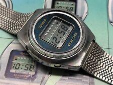 04-507 Rare CASIO Casiotron 1974 Digital LCD Quartz watch uhr MOT