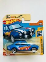 Hot Wheels 2018 '70 FORD ESCORT RS1600 335/365 HW 50th Race Team 2/10 FJX45