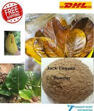 Jack Fruit Leave Powder 50-250g Organic Tropical Homemade Ceylon Weight Loss Tea