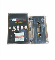 NSync - Bye Bye Bye - (Cassette Tape) Tested And Working VGC
