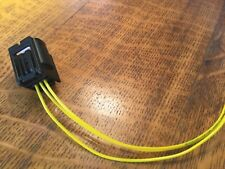 3-pin Battery Charging Sensor Connector Pigtail For 2013+ Honda Accord Acura