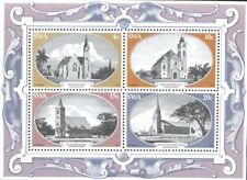Middlesex Stamps, SWA South West Africa SWAKOPMUND historic buildings sheet c14