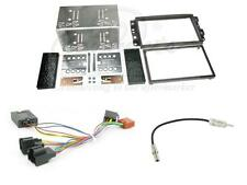 Connects2 CTKCV02 Chevrolet Captiva 2006 On Double Din Stereo Facia Fitting Kit