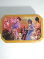 Collectible Sophie Mae Homemade Peanut Candy Tin Limited Edition No.1 Empty