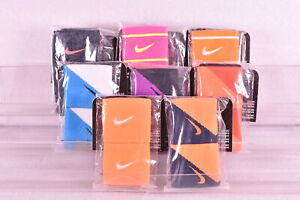 Nike Dri - Fit Pique Knitted Wristbands Sweatbands - Choose Color
