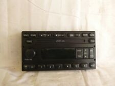 99-03 Ford Ranger Crown Victoria Radio 6 Cd Face Plate 3C3T-18C815-AC SMW61