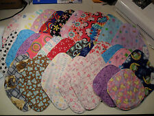 Little Bee Creations Cloth Menstrual Mama Pad ExLarge Starter Set: U pick fabric