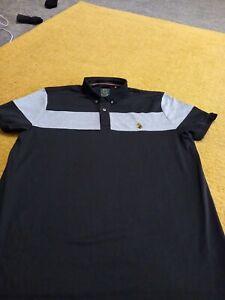 Mens Luke Sport Polo Shirt Size 3