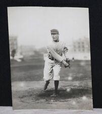 RARE! 1910 Tom Hughes, New York Highlanders, Original Photo at Hilltop Park