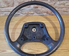 JAGUAR XJ6 BLACK LEATHER STEERING WHEEL CBC1961  94356A