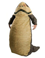 "Star Wars Mens Jabba the Hut Costume, Std,CHEST 44"",WAIST 30-34"",INSEAM 33"""