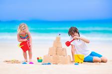 Spielsand 25-500kg TÜV geprüfter Quarzsand für Sandkasten Sandkiste Sand Sandbox