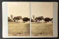 Vintage Stereo-View Stereoscopic Photo: #A115: Mystery Landscape