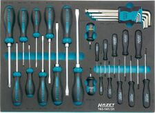 Hazet Set de Destornilladores Phillips Ph Hexágonales Interiores Ranura Torx 31