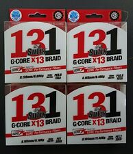 Sufix 131 G-Core X13 Braid Neon chatreuse 13 fach Geflecht 150m Schnur NEW OVP