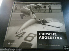 ARGENTINA PORSCHE 917 356 550 RS CISITALIA 911 S 718 RSK 908 Edgar BARTH rombo giallo