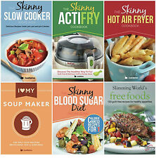 Slimming World Free Foods Collection Guilt-free recipes 6 Books Set Pack NEW