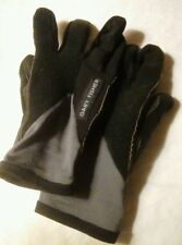Gary Fisher PROCALIBER Biking Gloves Mens Large Black Snug Fit Full Hand