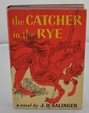 J.D. Salinger - The Catcher in the Rye - First Grosset & Dunlap Edition - 1951