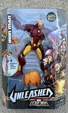 Hasbro Marvel Legends Unleashed Iron Man 8 Inch 2007